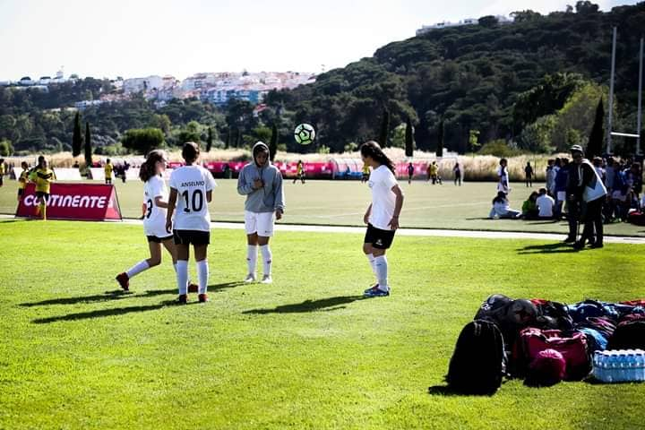 """Dream Team"" na Festa do Futebol Feminino"